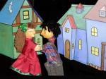 Juan y María en la calle de los fantasmas